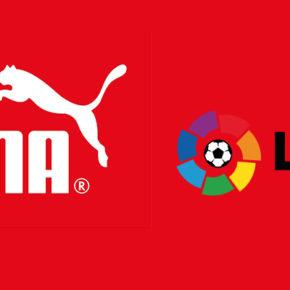 Le ballon de LaLiga sera désormais Puma