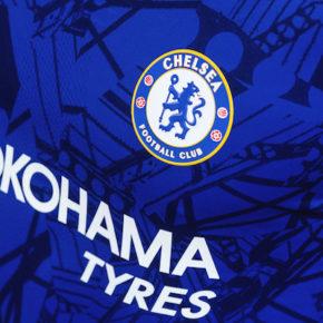 Nouveau maillot domicile de Chelsea 2019/20