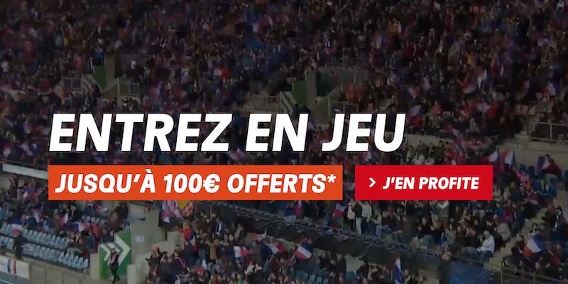 bonus inscription paris sportifs PMU