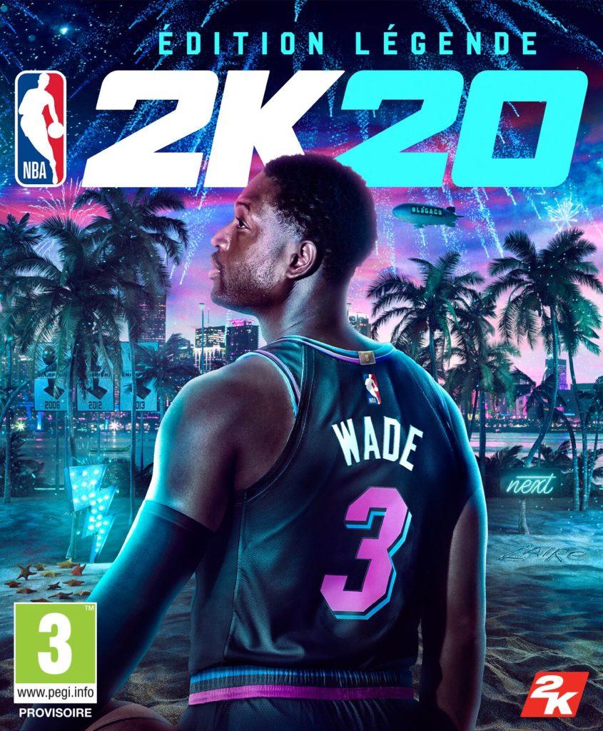 Dwyane Wade NBA 2K20