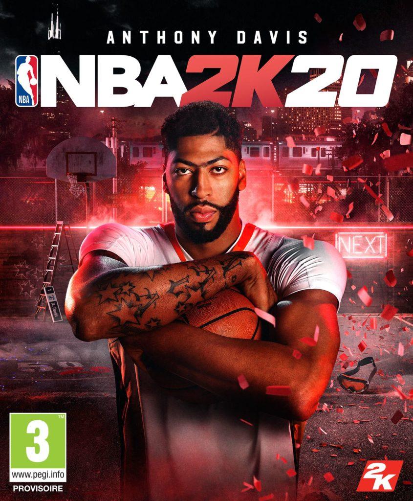 Anthony Davis NBA 2K20