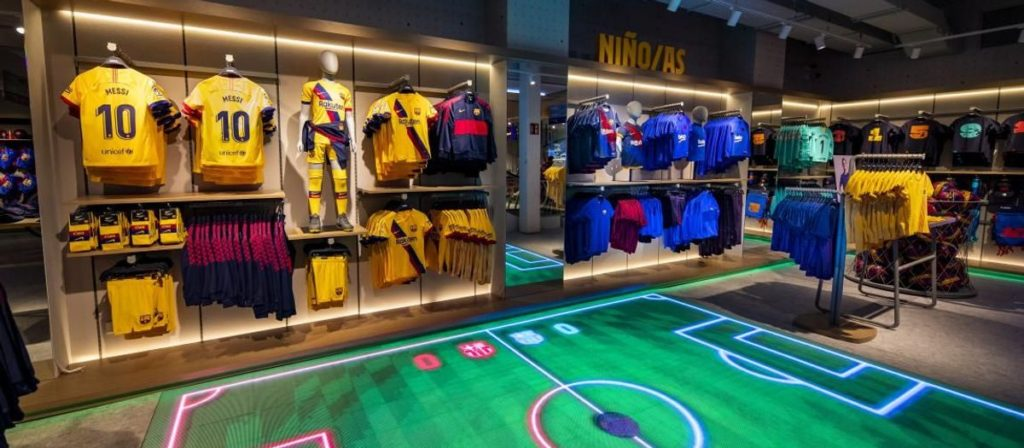 Barça Store Canaletes