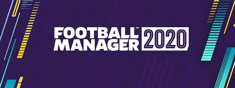 date de sortie de Football Manager 2020