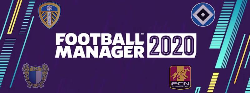 quelle équipe prendre sur Football Manager 2020