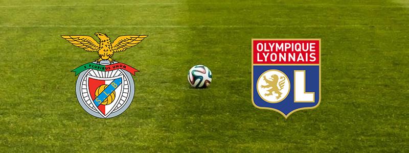 pronostic Benfica Lyon
