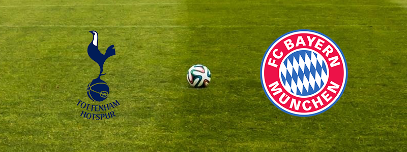 code promo Tottenham Bayern