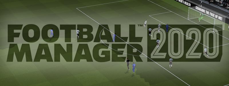 simulation Football Manager 2020