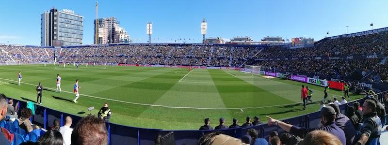 stade Ciutat de Valencia de Levante