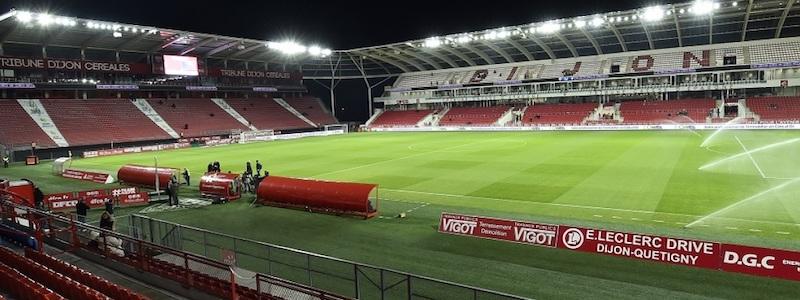 Pronostic Dijon PSG