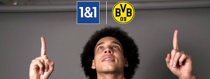 sponsor maillot Borussia Dortmund