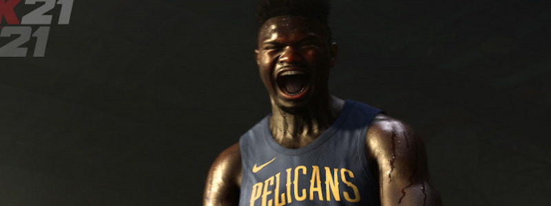 Zion Williamson NBA2K21