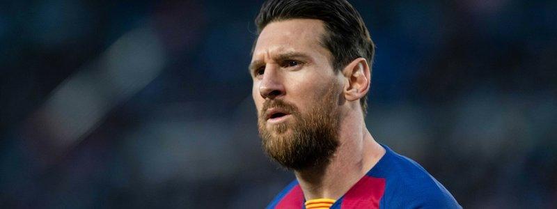 Lionel Messi transfert