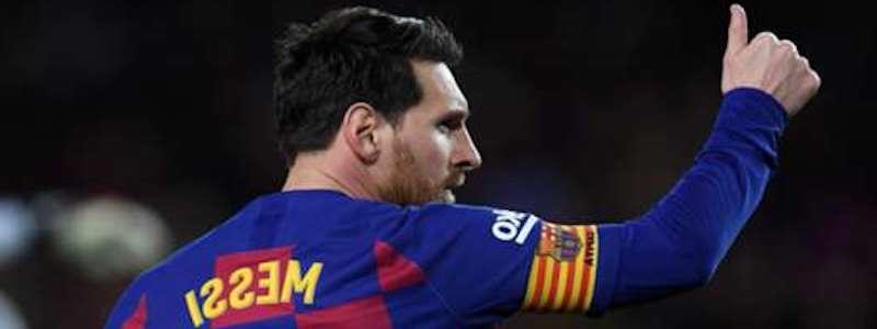 Burofax Lionel Messi