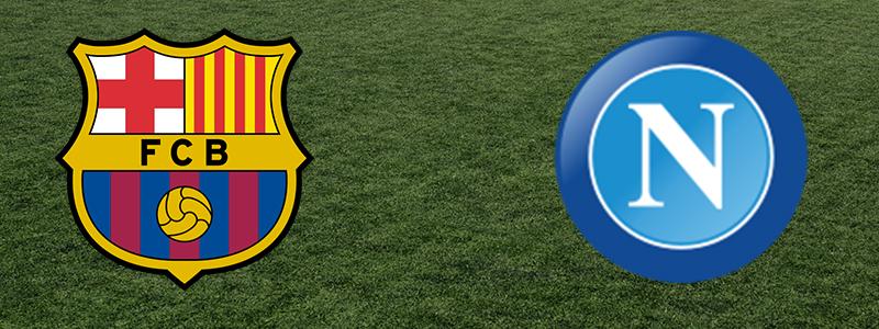 Pronostic FC Barcelone Naples match retour