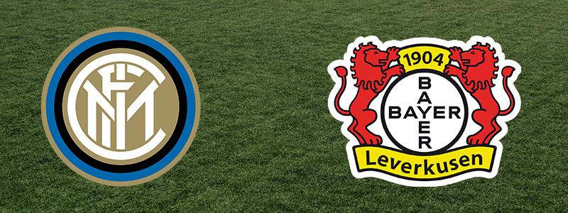 Pronostic Inter Milan Bayer Leverkusen