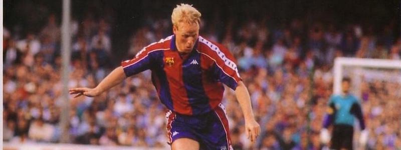 Ronald Koeman entraîneur Barça