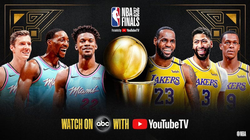 Finale NBA 2020 Lakers - Miami Heat