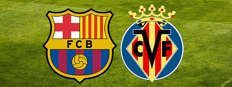 Pronostic Barcelone Villarreal