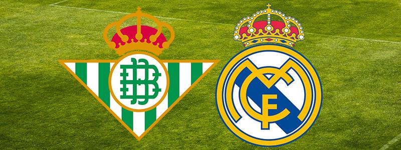 Pronostic Betis Real Madrid