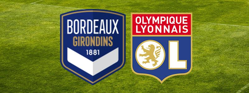 Pronostic Bordeaux Lyon