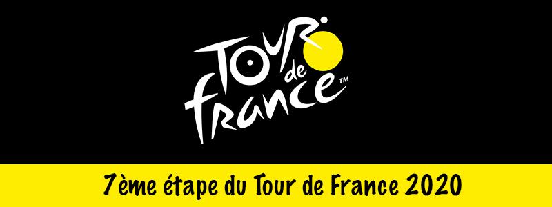 Pronostic 7ème étape Tour de France 2020