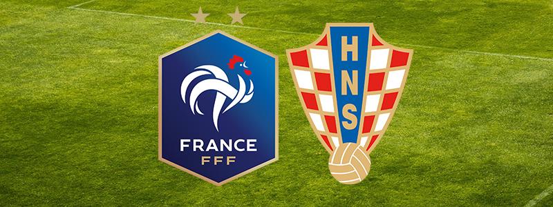 pronostic France Croatie