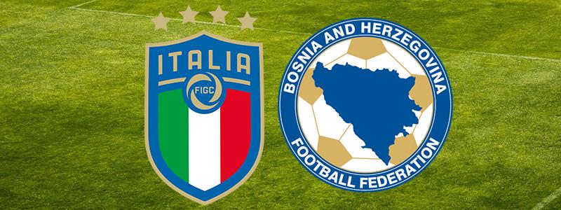 Pronostic Italie Bosnie