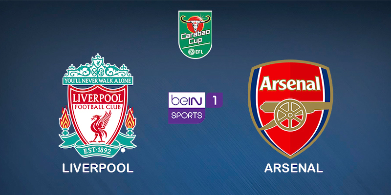 Pronostic Liverpool Arsenal Carabao Cup