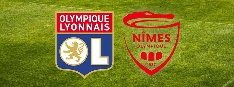 Pronostic Lyon Nîmes