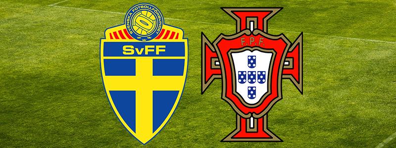 Pronostic Suède Portugal