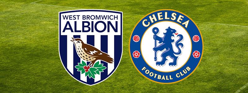 Pronostic West Bromwich Chelsea