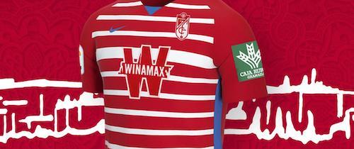 Sponsoring Winamax Grenade
