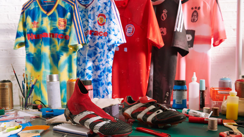 Collection adidas football Pharrell Williams