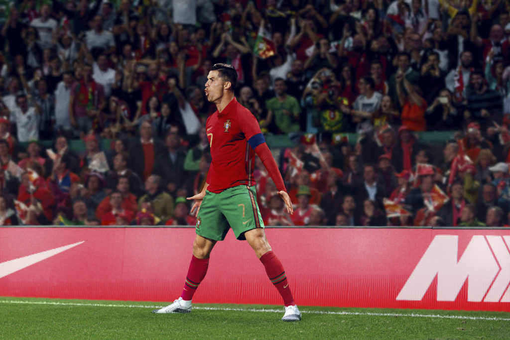 Cristiano Ronaldo Mercurial Dream Speed 3