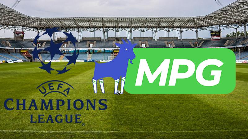 pépites MPG Ligue des Champions