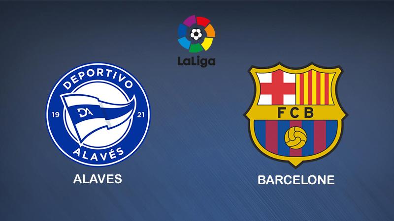 Pronostic Alaves Barcelone