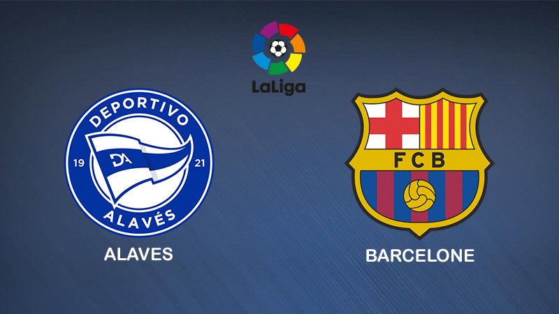 Pronostic Alaves Barcelone
