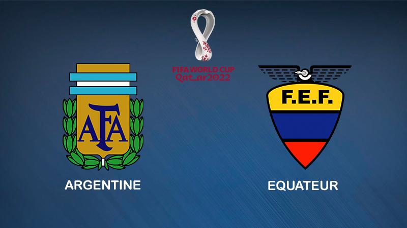 Pronostic Argentine Equateur