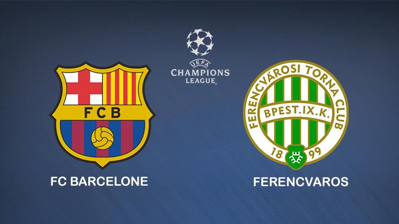 Pronostic Barcelone Ferencvaros