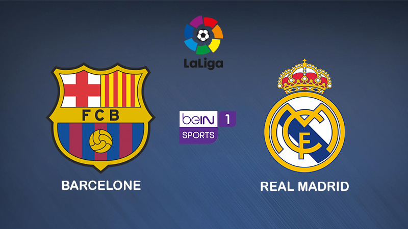 Pronostic Clasico Barcelone Real