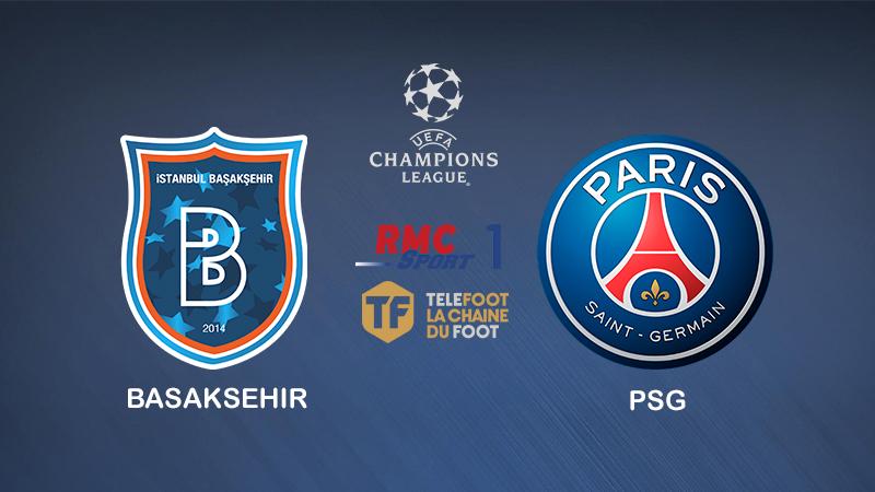 Pronostic Istanbul Basaksehir PSG