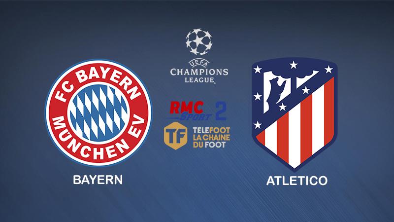 Pronostic Bayern Munich Atlético