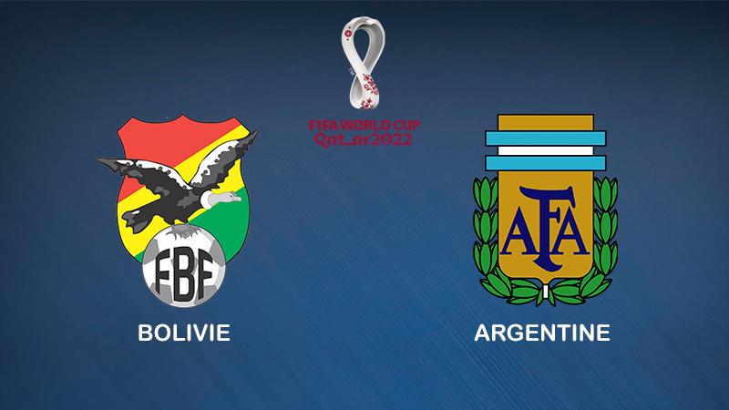 Pronostic Bolivie Argentine