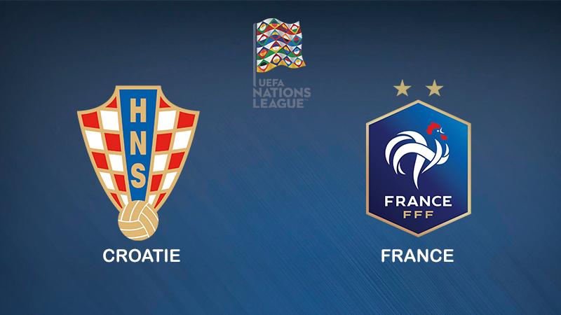 Pronostic Croatie France