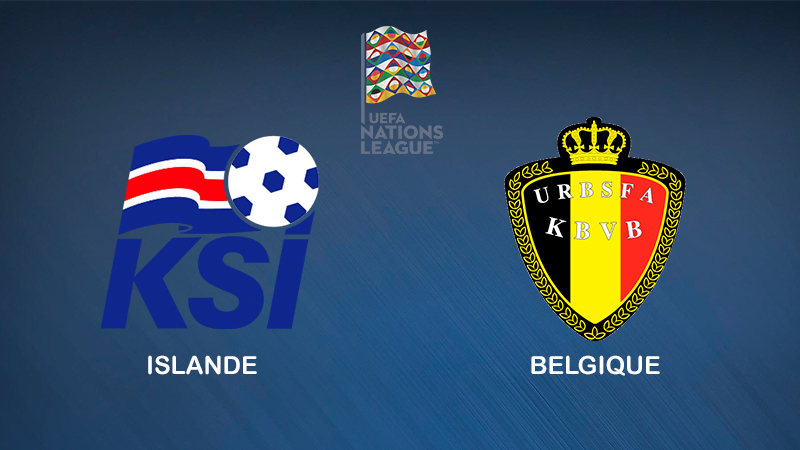 Pronostic Islande Belgique