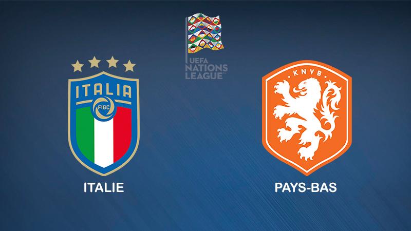 Pronostic Italie Pays-Bas