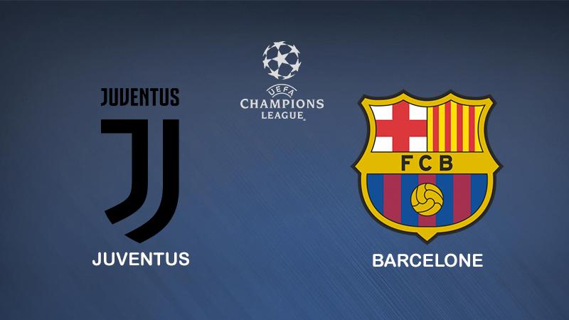 Pronostic Juventus Barcelone