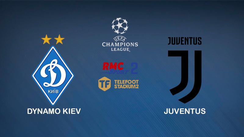 Pronostic Dynamo Kiev Juventus