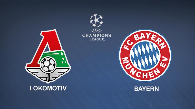 pronostic Lokomotiv Moscou Bayern Munich