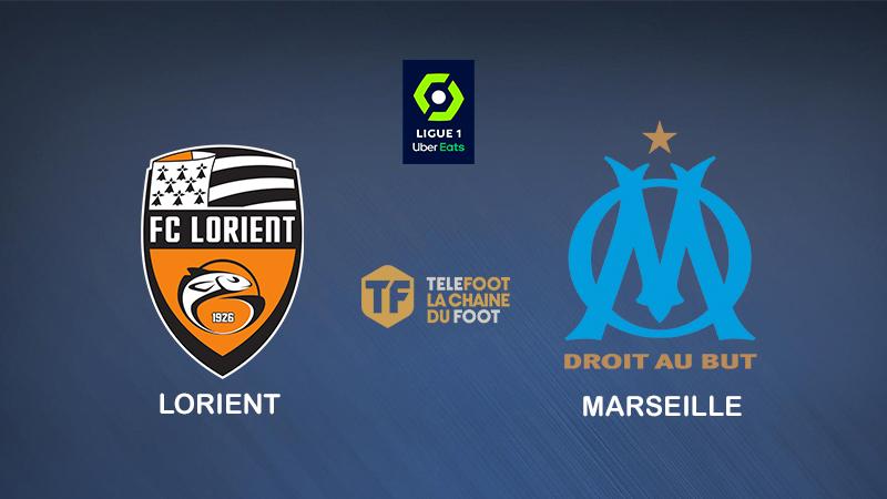 pronostic Lorient Marseille